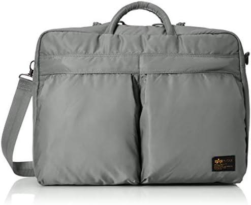 [アルファインダストリーズ] 【公式】アルファ ビジネスバッグ 3way コーデュラ ナイロンツイル TZ1050
