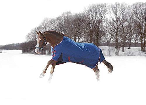 (TuffRider Bonum 1200D Ripstop 220 GMS Standard Pony Neck Turnout Blanket)
