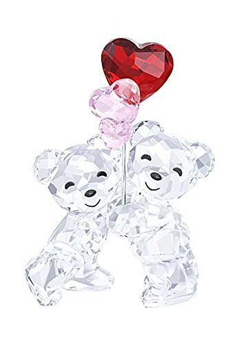 Swarovski Kris Bear Heart Balloons product image