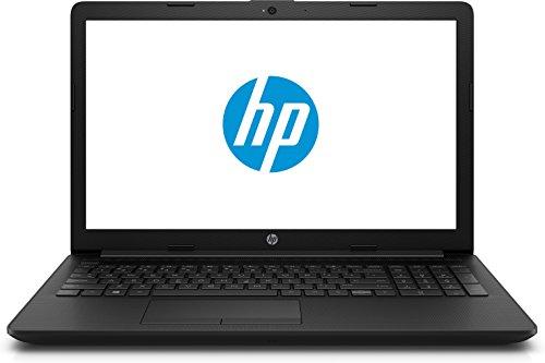 """HP Notebook 15-db0035ns – Ordenador portátil de 15.6"""" HD (AMD A4-9125, 4 GB RAM, 1 TB HDD, AMD Radeon R3,  Windows 10 ), negro – Teclado QWERTY Español"""