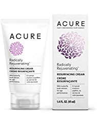 Acure Radically Rejuvenating Resurfacing Cream, 1.4 Fluid Ounce (Packaging May Vary)