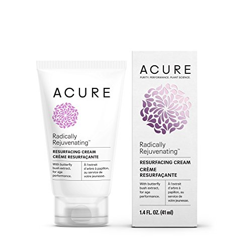Acure Radically Rejuvenating Resurfacing Packaging