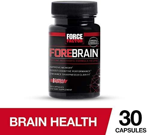Forebrain Cognitive Performance COGNIGRAPE Thinkamine