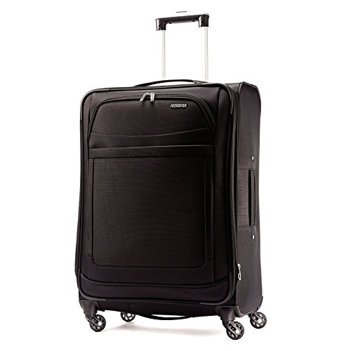 29 Spinner - American Tourister Ilite Max Softside Spinner 29, Black