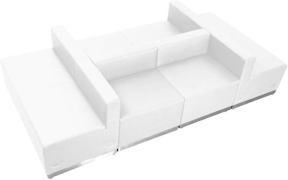 Flash Furniture Sofas, Melrose White