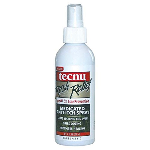 Tecnu FG10258 Tecnu Rash Relief Spray 6 Oz Soap ()