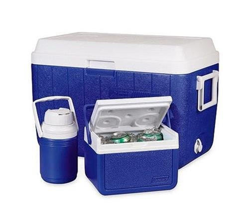 Coleman 3-Piece 54 Quart Cooler Combo