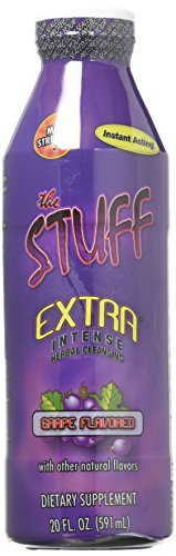 The Stuff Detox Extra Gushing Grape 20 oz (2 Pack) (Thc Stuff)