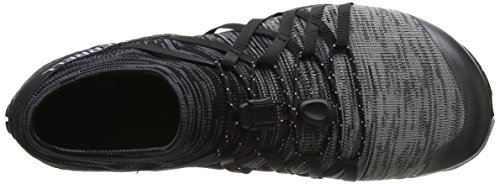Merrell Womens Trail Handschoen 4-knited Sneaker Zwart-w