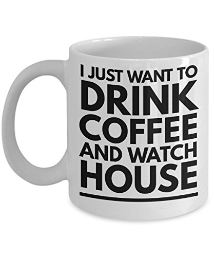 Price comparison product image House Mug - House MD Gifts - 11 Ounce Coffee Cup