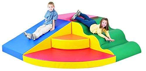 Children's Factory School Age Corner Colossus Indoor Playground for Toddlers Active Play Set for Kids