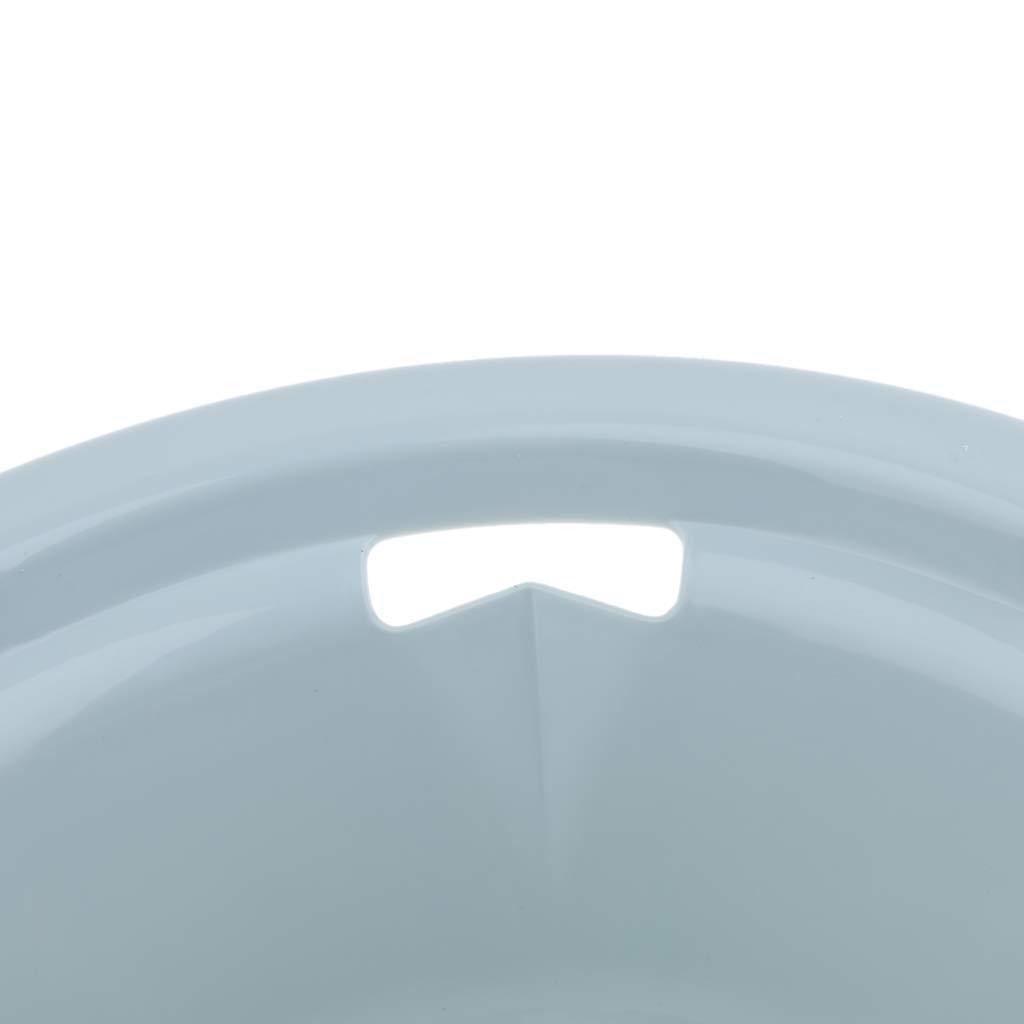 Posparto Ba/ño De Asiento Verde Ba/ño De Remojo Perineal Sobre El Inodoro Para Hemorroides