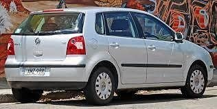 PSSC Pre Cut Rear Car Window Films for VW Polo 5 door Hatchback 2002-2004 70/% Very Light Tint