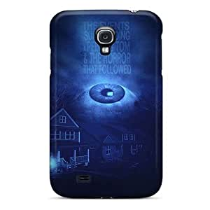 EricHowe Samsung Galaxy S4 Great Hard Phone Case Support Personal Customs Beautiful Muse Band Skin [qis16783RYEP]