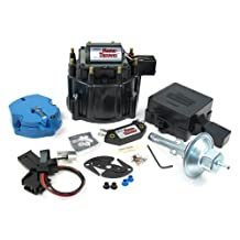 Pertronix D8010 Flame-Thrower Black GM HEI Tune Up Kit for Buick/Oldsmobile/Pontiac/Corvette by Pertronix
