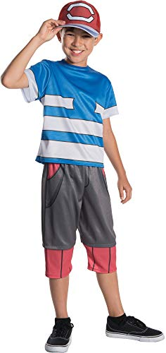 Rubie's Pokemon Child's Ash Costume,