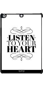 Funda para Apple Ipad Air - Escucha A Tu Corazón by wamdesign