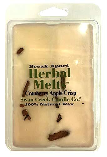 Vanilla Cranberry Cake - Swan Creek Cranberry Apple Crisp Herbal Drizzle Melt