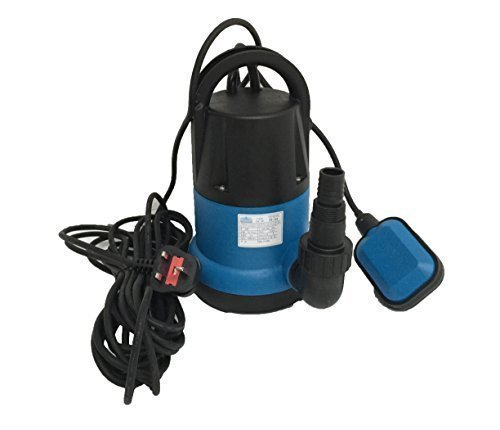 Happy Hot Tubs Submersible 250W Water Pump + 5 metres Lay Flat Hose Hot Tub Swimming Pool