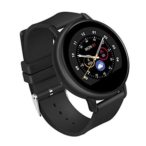 (Men Women Smart Bracelet Heart Rate Pedometer Touch Screen Bluetooth Waterproof Smart Wristband)