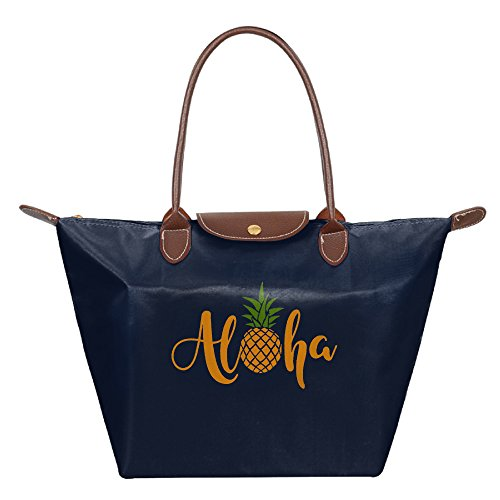 OUDE Aloha Pineapple Fashion Ladies Folding Dumpling - Address Outlets Of Chicago Fashion