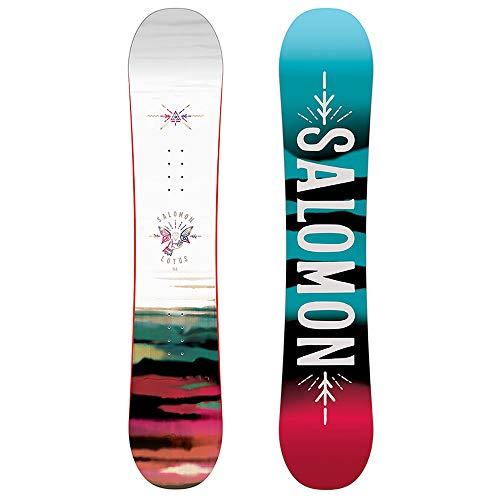 - Salomon 2019 Lotus Women's Snowboard (142cm)