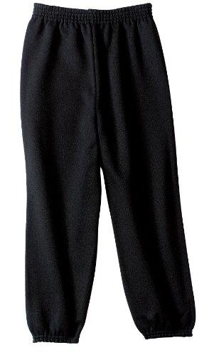 Joe's USA Youth Soft and Cozy Sweatpants -Charcoal Size Youth M(10-12) ()