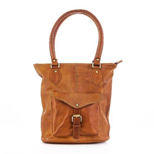 5ee704410b Image Unavailable. Image not available for. Colour  Goatter Women s Genuine  Leather Shoulder Bag HandBag   Sling ...