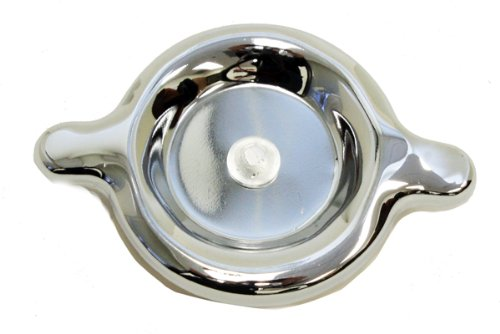 - Chrome Steel Twist-In Oil Cap for Valve Covers