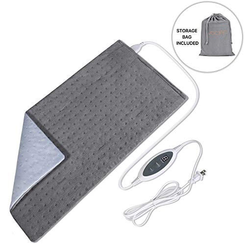Joofo Heating Pad for Back Pain and