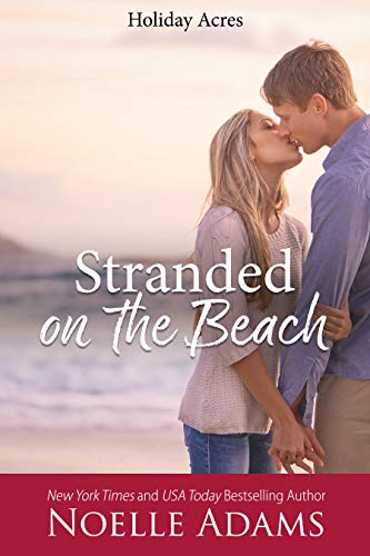 Stranded on the Beach (Holiday Acres Book 1)