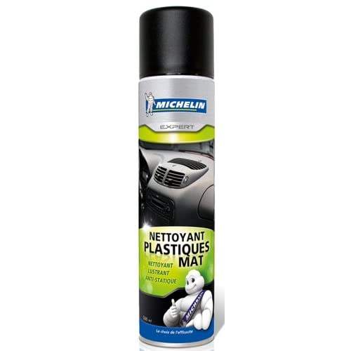 Michelin 009449 Expert Nettoyant Plastique Mat 400 ml 85%OFF