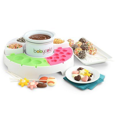 BabyCakes MultiFunction Decoration Station (Cake Pop Decorating Supplies)