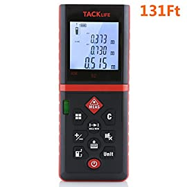 Tacklife Advanced Laser Measure 131 Ft