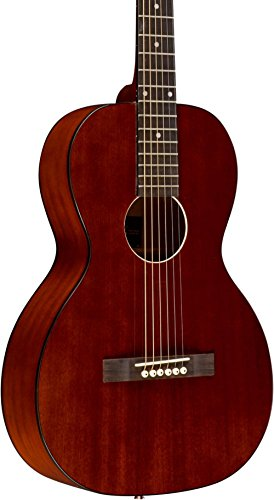 Rogue RA-090 Parlor Acoustic Guitar Regular Mahogany Natural