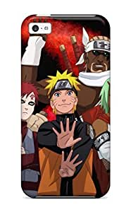 fenglinlinFirst-class Case Cover For iphone 5/5s Dual Protection Cover Naruto And Friends 2885664K30150043