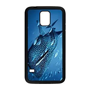 The Beautiful Whale shark Hight Quality Plastic Case for Samsung Galaxy S5