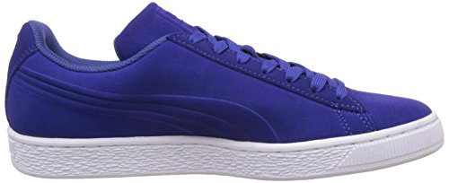 Puma 361097, Unisex Adults' Low-Top Sneakers Mazarine Blue