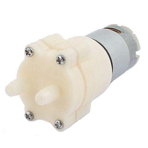 uxcell DC 6V-12V Micro Pump Diaphragm Pump Water Pump Mute 15-18LMin