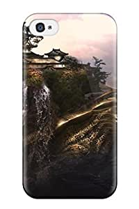 Hot Tpye Dragon Turtle Case Cover For Iphone 4/4s