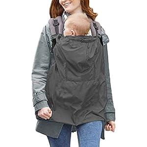 Zhongke Cloak Mantle Cover Waterproof Rainproof and Windproof Baby Carrier Cover