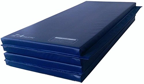 Z Athletic 4'x8'x2'' Gymnastics Tumbling Martial Arts V4 Folding Mat by Z-Athletic