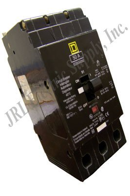 Bolt On Circuit Breaker 3P 100 Amp 277/480Vac/125/250Vdc by Square D