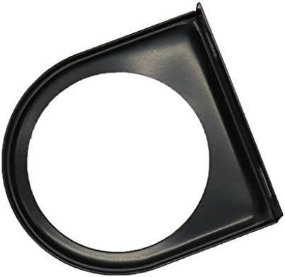 シングルゲージ メーターマウントホルダー 汎用 ブラック 2インチ 52 ミリメートル