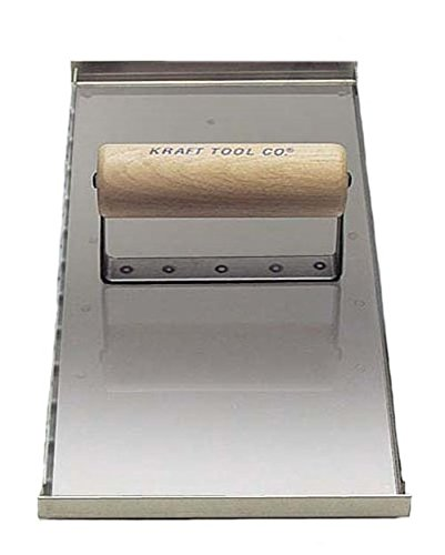 Kraft Tool CF087 Safety Ramp Hand Straight Groover 1-Inch Spacing, 13 x 5-1/2-Inch