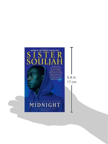 Midnight a gangster love story the midnight series sister midnight a gangster love story the midnight series sister souljah 9781451612561 amazon books fandeluxe Image collections