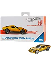 Hot Wheels id '71 Lamborghini Miura P400 SV {Factory Fresh}