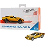 Hot Wheels id '71 Lamborghini Miura P400 SV {Factory Fresh}