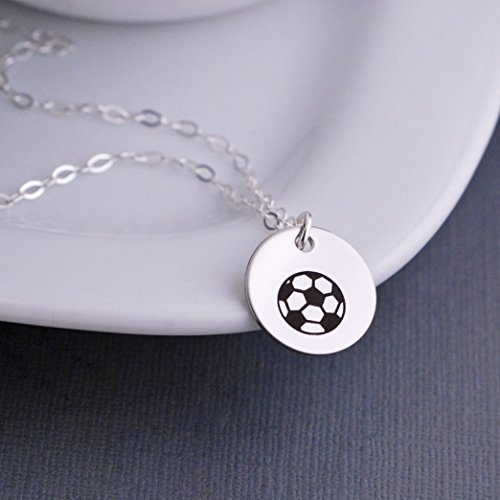 football necklace for girls - 5