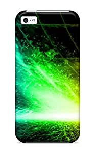 New Arrival Bright Color Splatter For Iphone 5c Case Cover